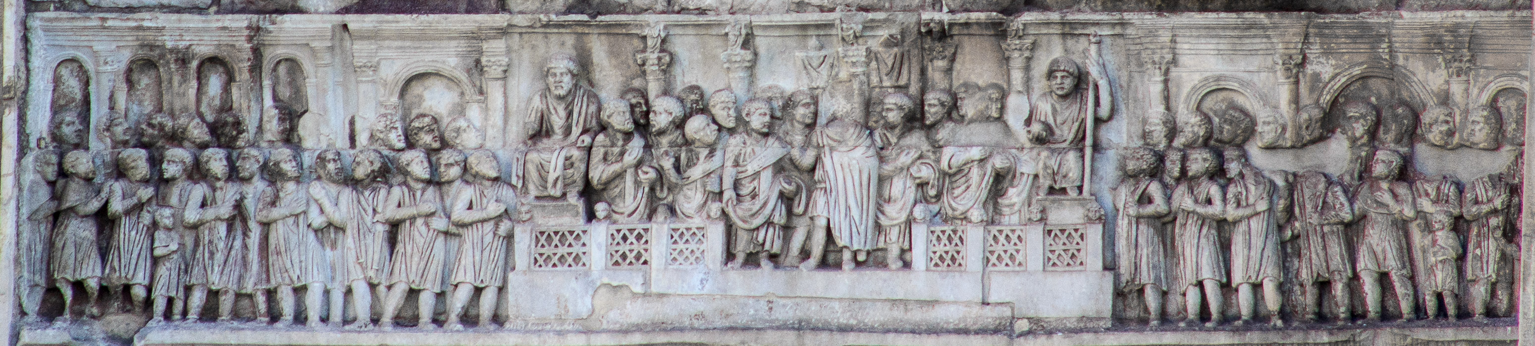 the early life and contributions of constantine to rome Learn about his early life and improvements to the protective wall around rome constantine was baptized shortly emperor constantine: biography & facts.